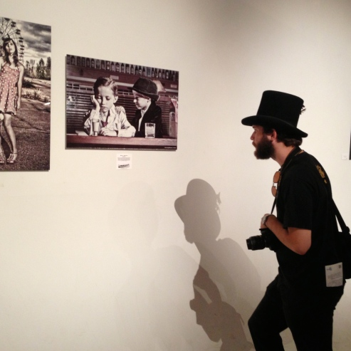 Photography at Big House Gallery